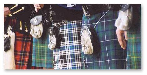 Kilt tartan breton celtique achat ou location mariage celte - La maison du kilt ...